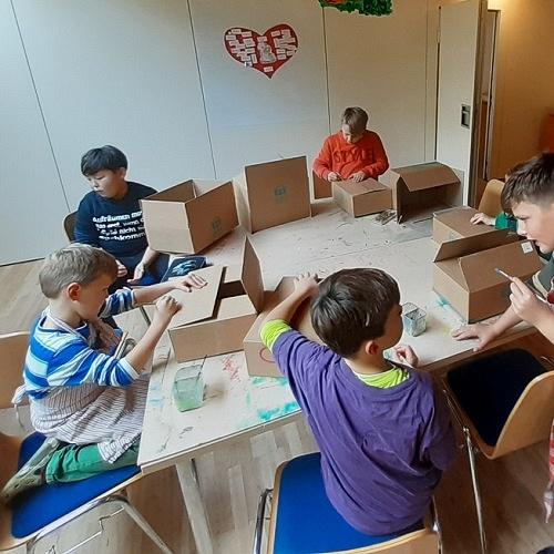 """Bild zum Weblog Aktion """"Kinder helfen Kinder"""""""