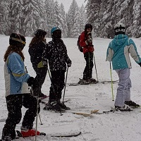 """Bild zum Weblog """"Schnee, wir kommen!"""""""