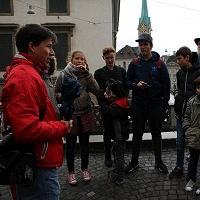 Bild zum Weblog Auflug nach Zürich