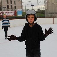 Bild zum Weblog Juhu, Eislaufen
