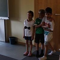 Bild zum Weblog Und so fing es an, das Schuljahr 2016/17