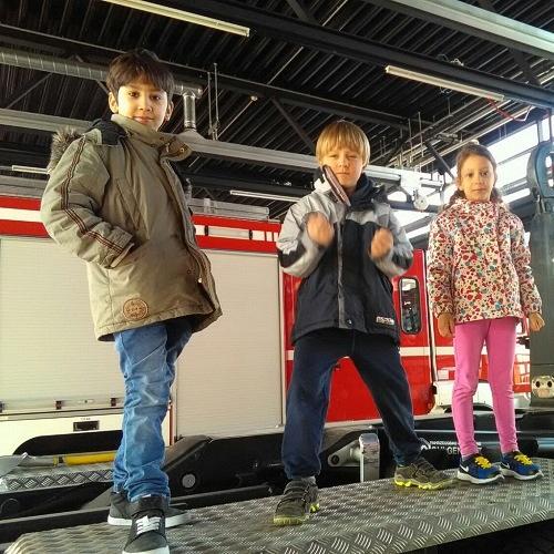 Bild zum Weblog Besuch bei der Feuerwehrwache Dornbirn