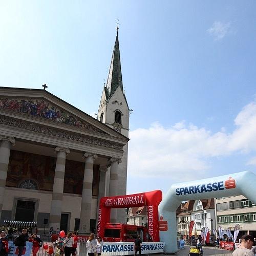 Bild zum Weblog 20. Dornbirner Sparkasse Stadtlauf